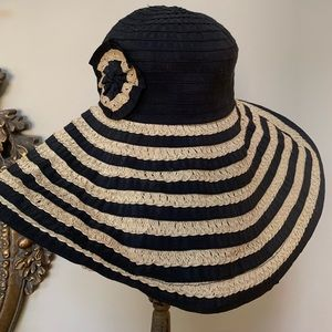 Accessories - Floppy Large Brimned Hat...